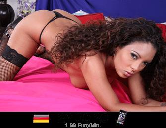 01805 Telefon Sex mit geilen Latinas